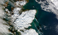 Britain in the snow: as seen from space | History, Geography and new technologies | Scoop.it