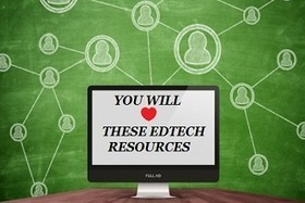 Best EdTech Resources on the Web - EdTechReview™ (ETR) | Learning | Scoop.it