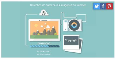 ¿Conoces los derechos de autor de las imágenes en Internet? | LabTIC - Tecnología y Educación | Scoop.it