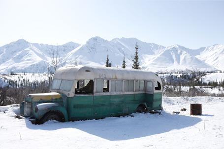 Christopher's Adventure Home   Into The Wild - Jon Krakauer - independent reading   Scoop.it