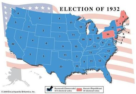 United States presidential election of 1932 (United States government) | Depression v. Recession | Scoop.it