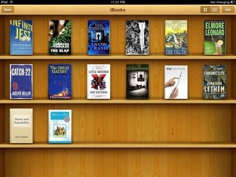 Procès ebooks : Apple prêt à payer 450 millions de dollars pour ... - Le Journal du Geek | les livres numériques, ebooks | Scoop.it