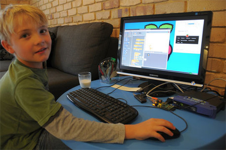 Programming With Soldering Irons | Business Computing World | Raspberry Pi | Scoop.it
