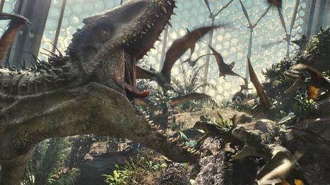«Jurassic World», génétiquementmomifié - Libération | Actu Cinéma | Scoop.it