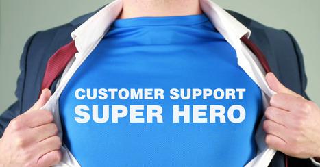 10 Quick Tips to become Customer Support Superhero   help desk software   Scoop.it