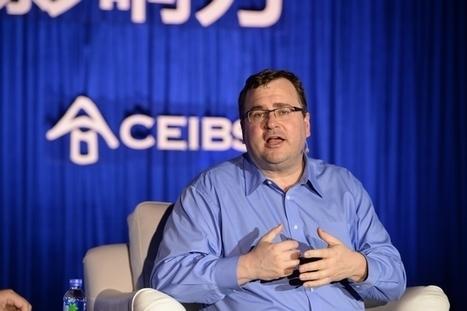 里德·霍夫曼的硅谷创业经_创业福布斯中文网 | Learning Happens Everywhere! | Scoop.it
