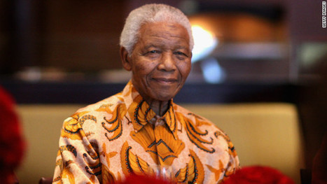Keep Nelson Mandela in thoughts and prayers, Zuma says | Nelson Mandela by cory | Scoop.it