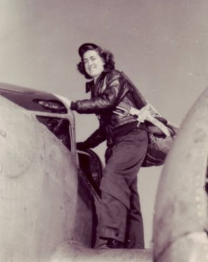 Women Airforce Service Pilots | becoming a pilot through military | Scoop.it