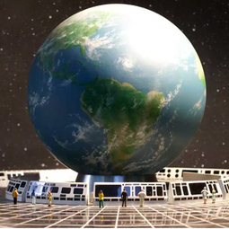 The Venus Project - Beyond Poverty, Politics and War   GlobalDev   Scoop.it
