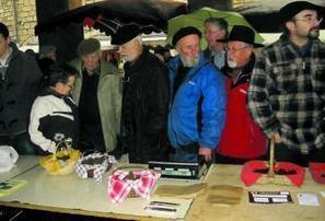 Gramat. Le marché aux truffes va parfumer la halle - La Dépêche | Autour de Carennac et Magnagues | Scoop.it