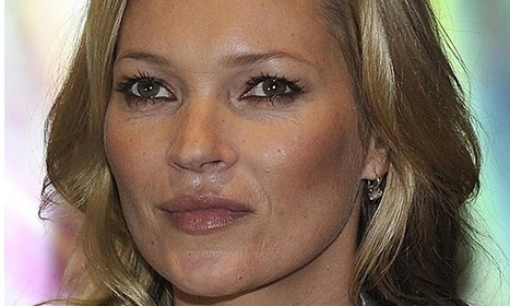 Kate Moss to get special recognition at British fashion awards ... | Breathe Fashion | Scoop.it