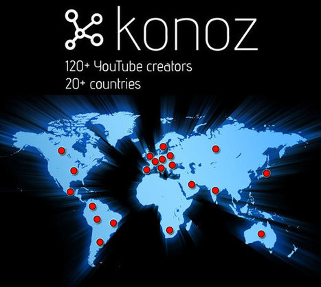 konoz for creating online video based courses | Successful EFL Teaching | Scoop.it