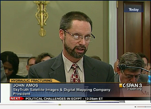 SkyTruth Testifies Before Congress on Fracking Disclosure Rules   EcoWatch   Scoop.it