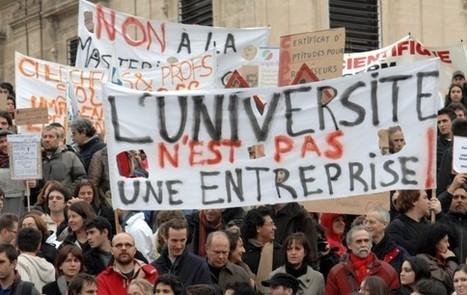 Les frais d'inscription en augmentation à l'université : instaurons la gratuité pour tous | Enseignement Supérieur et Recherche en France | Scoop.it