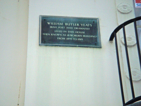 YEATS' BALCONY | Anita Chowdry | The Irish Literary Times | Scoop.it
