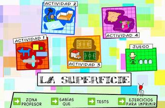 LA SUPERFICIE | tecno4 | Scoop.it