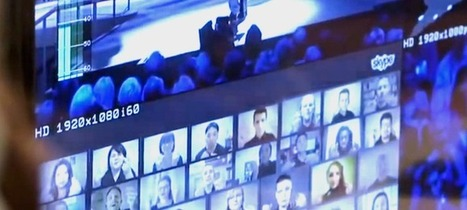 """Microsoft Introduces A Studio-Grade """"Skype For Broadcasters"""" Called Skype TX   Technology   Scoop.it"""