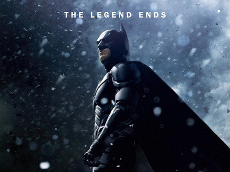 The Dark Knight Rises… and Falls | Art et Culture, musique, cinéma, littérature, mode, sport, danse | Scoop.it