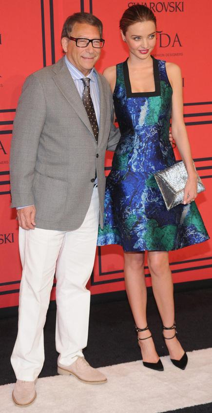 Miranda Kerr in Stuart Weitzman Fall 2013 Pumps  CFDA Awards | Top Shoes | Scoop.it