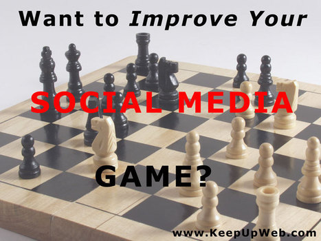 Want To Improve Your Social Media Game? #FridayFinds | Basic Blog Tips | Scoop.it