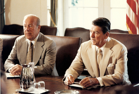 A Reagan approach to climate change | GarryRogers Biosphere News | Scoop.it