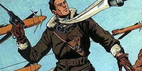 Marvel's Crash Ryan Is Getting His Own Movie - Cinema Blend | steampunk | Scoop.it