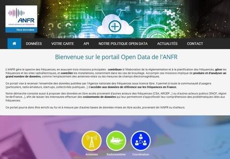 #OpérateurMobile : Nouveau site OpenData de l'Agence nationale des #fréquences #ANFR (@anfr) | #Security #InfoSec #CyberSecurity #Sécurité #CyberSécurité #CyberDefence & #DevOps #DevSecOps | Scoop.it