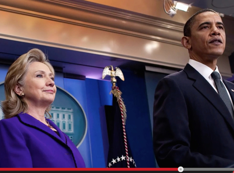 """""""President Obama has informed Bernie Sanders that he's about to endorse Hillary Clinton"""" 