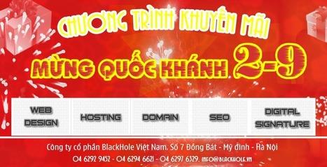 Mừng Quốc Khánh 2/9 | blackhole.vn | Scoop.it