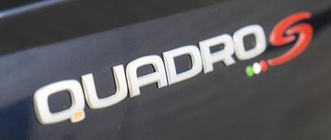 Quadro 3D Essai du scooter à trois roues Quadro 3D 350S - L'argus auto | 2 ROUES ET MOI | Scoop.it