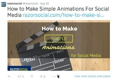 How Twitter Cards Can Help Increase Reach of Your Tweets | ID, E-learning & Social Media | Scoop.it