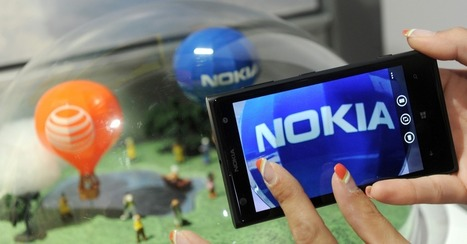Bad News for Microsoft: Nokia Phone Sales Fall in Q4 | Web & Techno | Scoop.it