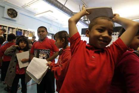 Schools should help the children of immigrants become truly bilingual | ¡CHISPA!  Dual Language Education | Scoop.it