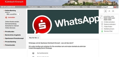Social Media: 4 Wege, Whatsapp fürs Marketing zu nutzen | Marketing & Vertrieb | Haufe | Ausbildung Studium Beruf | Scoop.it