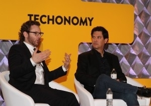 Sean Parker and Jim Breyer Predict the Industries Social Media Will Reinvent Next | Working Differently in Extension | Scoop.it