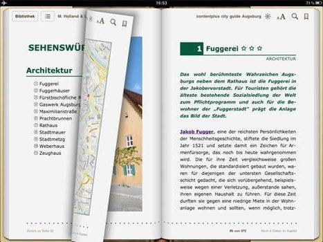 Fontblog | Das eBook wird uns lange begleiten | Publishing 2.0 | Scoop.it