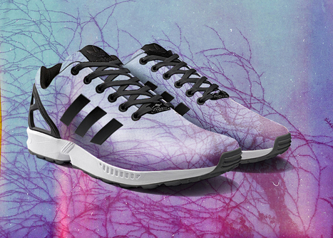 Adidas Plans Shoes That Look Like Your Instagram Pictures | JWT WOW | Scoop.it
