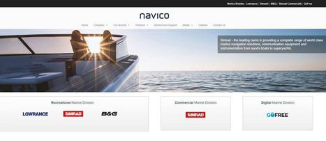 Navico (Lowrance, Simrad, B&G, GoFree...) racheté par Goldman Sachs   L'ECO NAUTISME   Scoop.it