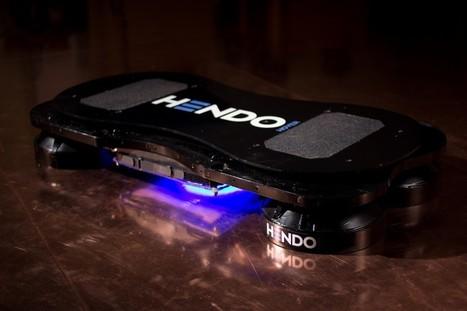 Hendo Hoverboard – The Future is here - GadgetPress | GadgetPress | Scoop.it