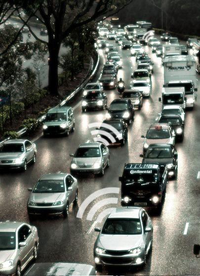 Des voitures communicantes pour renforcer la sécurité routière | Développement, domotique, électronique et geekerie | Scoop.it