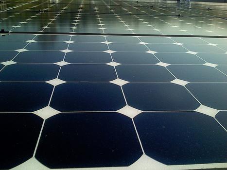 Mitsubishi va lancer des murs producteurs d'électricité | Sustainable Energy | Scoop.it