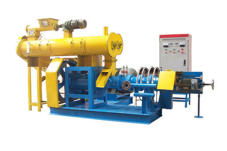 Fish Feed Pellet Mill/Puffed Fish Feed Extruder Manufacturer | pellets-mill | Scoop.it
