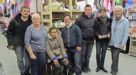 Des apprentis bénévoles ont fabriqué des étagères | Initiatives originales | Scoop.it