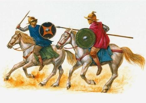 El EQVES, el gladiador a caballo | Mundo Clásico | Scoop.it