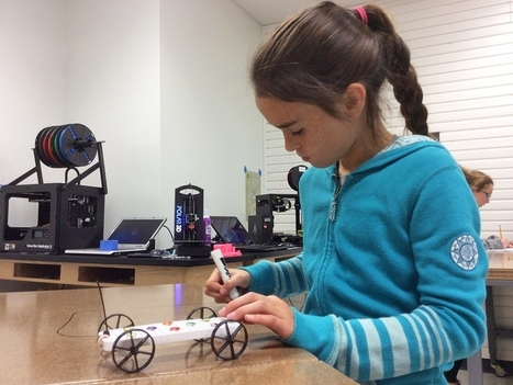 Middle School Maker Journey: Top 20 Technologies and Tools | Libraries and education futures | Scoop.it
