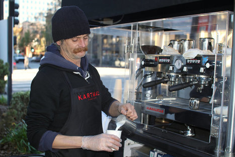 This New Coffee Business Is Helping Silicon Valley's Homeless Help Themselves | This Gives Me Hope | Scoop.it