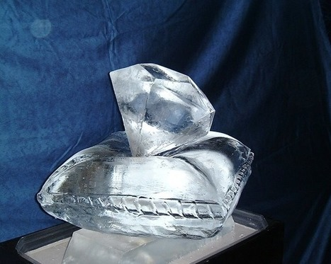 Want to Make Your Date Feel Special? Say it with Ice! | Festiveice | Ice Sculpture and Chocolate Fountain | Scoop.it