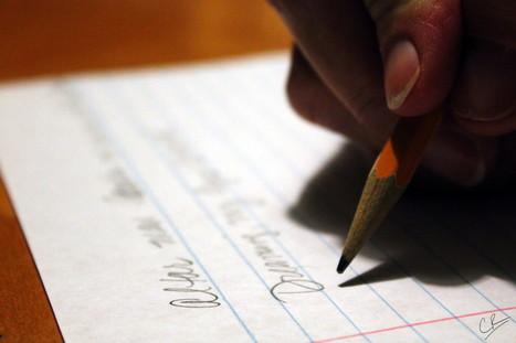 Rédaction manuscrite ou numérique : la compétence à écrire | Ressources pour les TICE en primaire | Scoop.it