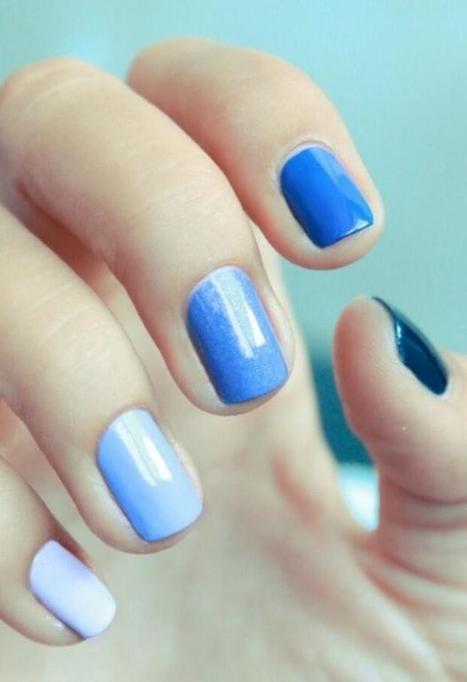 Twitter / SummrBucktListt: Paint my nails the different ... | Art* | Scoop.it