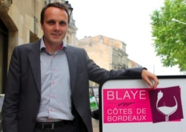 Un homme de marketing à la tête de l'AOC Blaye Côtes de Bordeaux - Vitisphere.com | wine & champagne marketing | Scoop.it